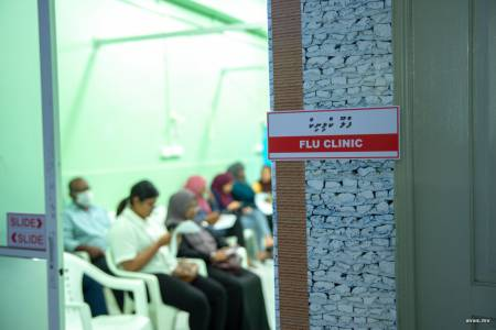 Local in Male' city tests positive for COVID-19