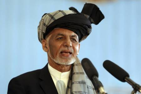Positive tests at Afghan presidential palace