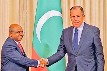 Maldives seeks Russia, Turkey help to address virus challenges