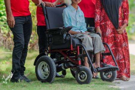 UNFPA urges leaders to protect rights of persons with disabilities amid COVID-19