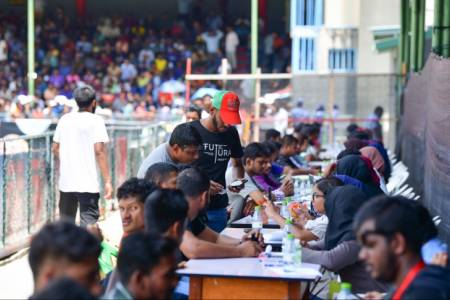 COVID-19: Maldives repatriates 352 undocumented Bangladeshi workers