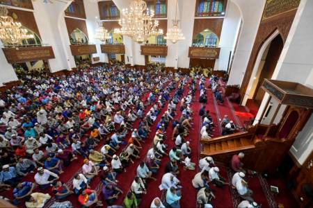 Islamic Ministry declares May 24 as Eid al-Fitr