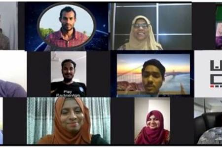 Maldives' first online oratory course concluded