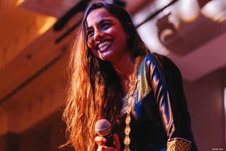 Maldivian Idol finalist as Earth Day Network ambassador