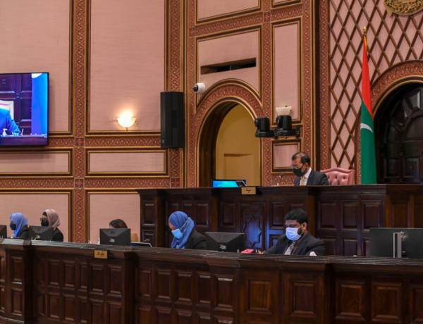 Tuesday's parliament sitting cancelled; no sittings this week