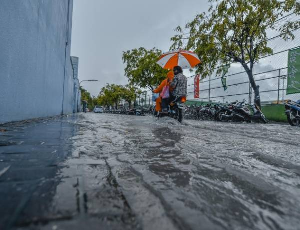 MET issues Yellow Alert for Central Maldives